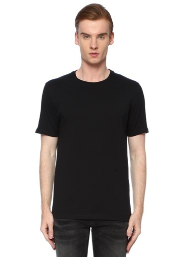 Junk De Luxe Tişört Siyah